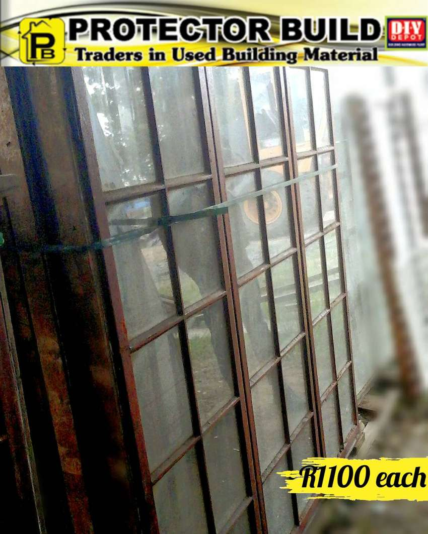 Wooden cottage pane windows for sale 0