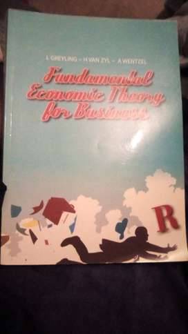 Fundamental Economic Theory for Business
