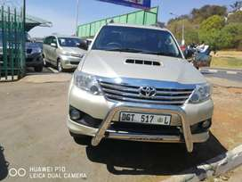 2015 toyota fortuner 2.4 d4d 4x2