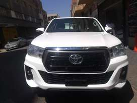 TOYOTA HILUX 2.4 GD6 FOR SALE AT VERY GOOD PRICE