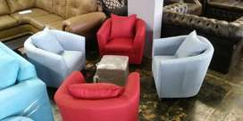 TUB CHAIRS , HOME AND OFFICE FURNITURE AVAILABLE