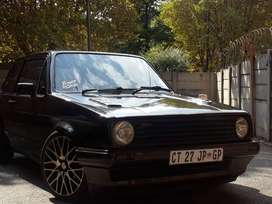 Selling golf 1 for 55000