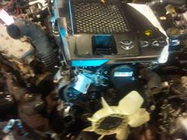 TOYOTA D4D (1KD) ENGINE FOR SALE