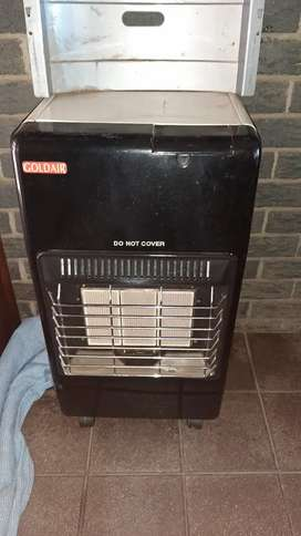 Coldair gas heater