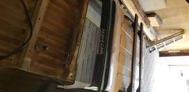 2010 Mitsubishi Triton 3.2 double cab bed and Andy Cab canopy