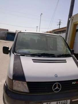 I am selling my vito at 75 000 it must go I need a space
