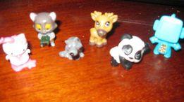 Іграшки-міні 6 шт. для дітей цікаві