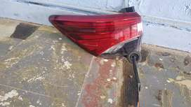 TOYOTA FORTUNER GD6 TAILIGHT FOR SALE