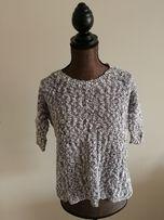 Sweter z krótkim rękawem Sc&Co
