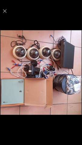 Pre owned CCTV Kit