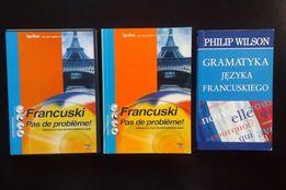 Zapłać 40 zamiast 70! Francuski - Intensywny kurs do samodzielnej...