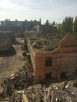 Демонтаж зданий,покупка