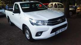 2019 Toyota Hilux GD-6