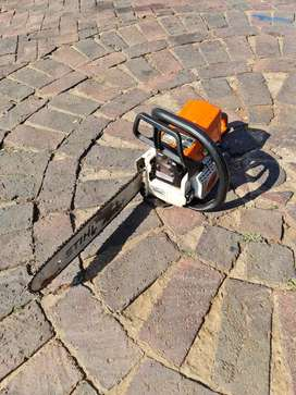 Chainsaw Petrol MS250 Stihl. Excellent condition