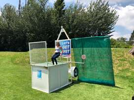 Dunk Tank for hire R2500 per day