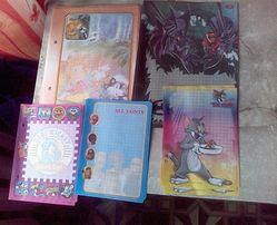 Kartki/ karteczki dla dzieci. Batman/ Myszka miki i inne. Zapraszam