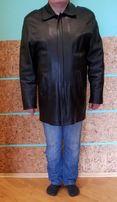 Куртка кожаная мужская - Куртка шкіряна чоловіча