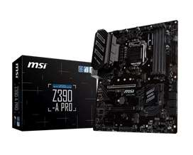 Msi gaming z390 a pro