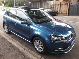 2016 model vw polo 6 1.2TSI Comfortline