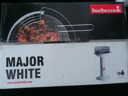 Grill węglowy BARBECOOK MAJOR White