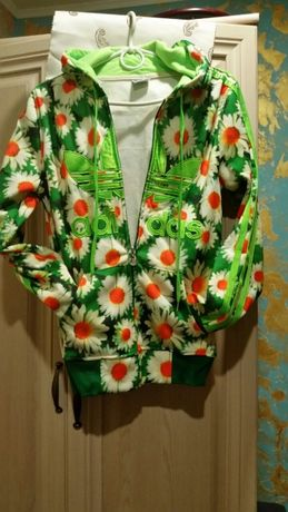 Продам стильную и красивую спортивную куртку-Adidas Херсон - изображение 3