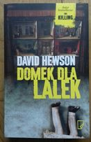 Domek dla lalek David Hewson