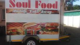 Mobile kitchen to rent or buy