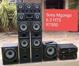 Sony Mgongo 6.2 Channel Home Theatre Surround Sound System