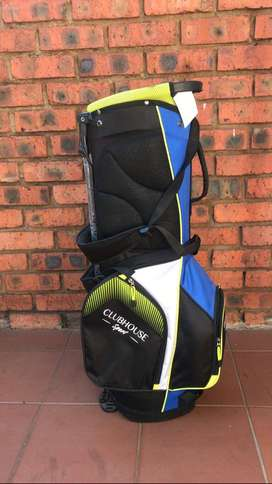Brand New Clubhouse Golf Bag