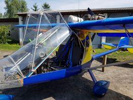 Samolot Ultralekki Rans S-12