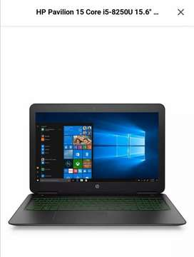 Hp pavilion i5 gaming laptop 15.6""
