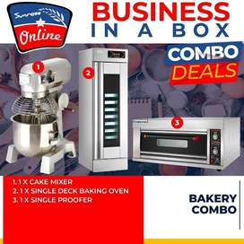 CATERING BUISNESS COMBO DEALS