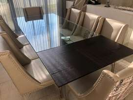 Ultra modern Dining table for sale (from design plus interiors)