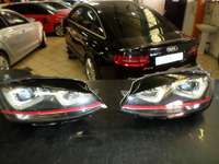 Image of VW Golf 7 Headlight(Rightside) for sale at QUANTRO