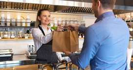 Upmarket Eatery And Takeaway For Sale