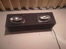 House Amp and speakers