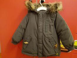 Śliczna kurt0ka zimowa Zara