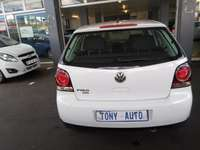 Image of 2012 White VW Polo Vivo 1,4 Baseline