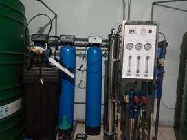 WATER PURIFICATION PLANT ENSTALLERS