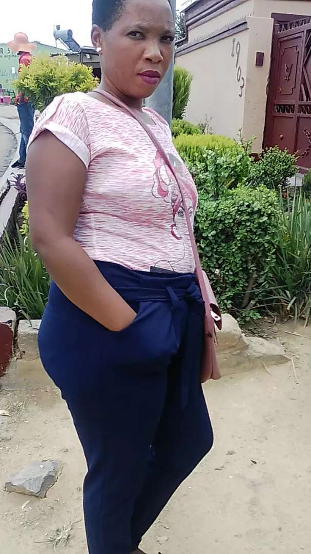 SOTHO DOMESTIC WORKER / NANNY IS AVAILABLE 0