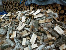 Drewno kominkowe i opałowe brzoza 30cm