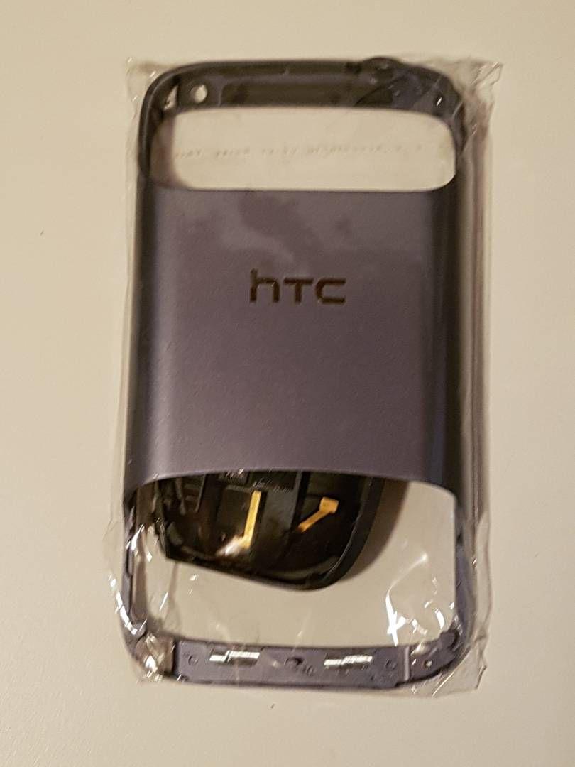 HTC zunanje ohisje - zadnji pokrovcek v sivi barvi 0