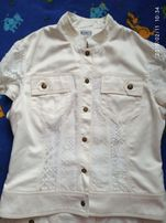 костюм комплект літо лето юбка спідниця блуза Rimit 40 М размер