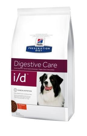 Сухой диетический корм для собак Hill's PD Canine I/D 12 кг Киев - изображение 1