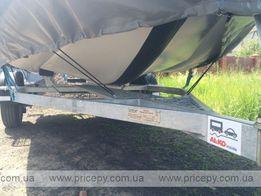 Прицеп для перевозки резиновых лодок до 4,2 м