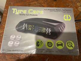 Tyre care tyre pressure monitor system