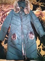 Продам женское зимнее пальто в идеальном состоянии