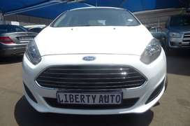 2011 Ford Fiesta 1.4 Trend 60,000km Manual Cloth Seats LIBERTY AUTO