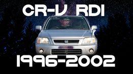 Запчасти б\у Разборка Honda Cr-v 1998,1999, 2001
