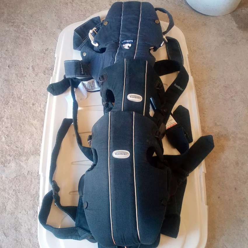 Reflective baby carriers 0